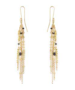 Natasha Collis | Diamond Waterfall Earrings