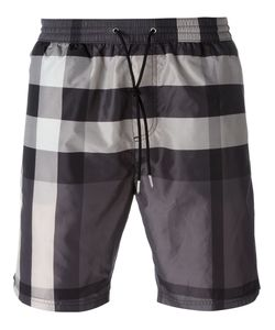 Burberry Brit | Checked Swim Shorts