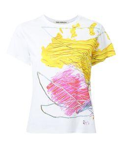 Taro Horiuchi   Abstract Print T-Shirt