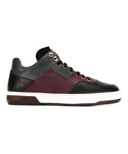Salvatore Ferragamo | Panelled Sneakers 8