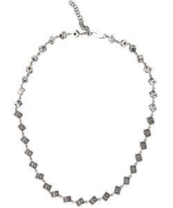 Gavello | Diamond Cubes Necklace