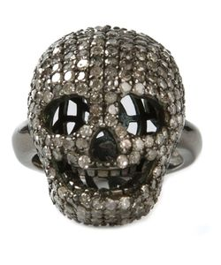 Christian Koban | Skull Diamond Ring