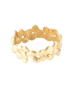 Natasha Collis | Small Cobbled Nugget Ring