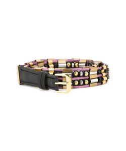 Emannuelle Junqueira | Embellished Belt