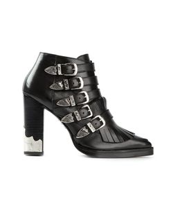 Toga Pulla   Fringed Ankle Boots 41