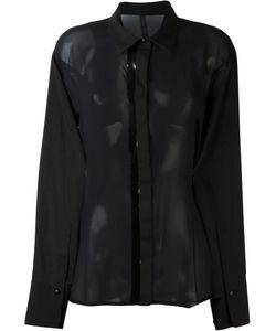 Ilaria Nistri | Curved Hem Shirt