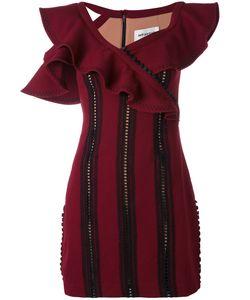 Self-Portrait | Ruffled Sleeveless Dress Women
