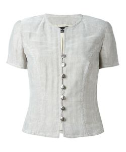 Jean Louis Scherrer Vintage | Short Sleeved Jacket