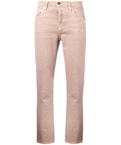Current/Elliott | The Slouchy Skinny Jeans Size 24