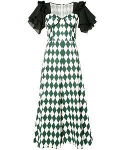 Tome | Harlequin Print Dress 4