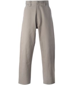 E. Tautz | Chore Wide Leg Trousers 30 Cotton