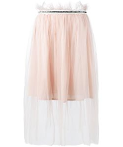 Mother Of Pearl | Embellished Tulle Skirt Size