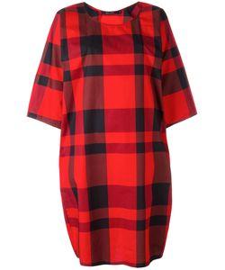 Sofie D'hoore | Checked Midi Dress