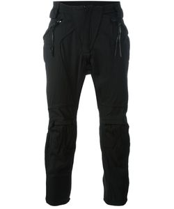 Di Liborio | Cropped Biker Trousers 50
