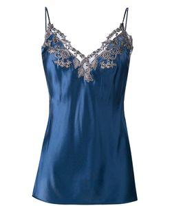 La Perla | Lace Trim Camisole Size 1