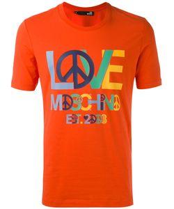 Love Moschino | Logo Print T-Shirt