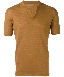 Nuur | Knitted Polo Shirt 48