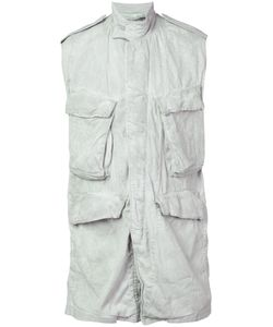 Julius | Sleeveless Military Jacket 4