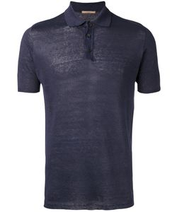 Nuur | Knitted Polo Shirt Men