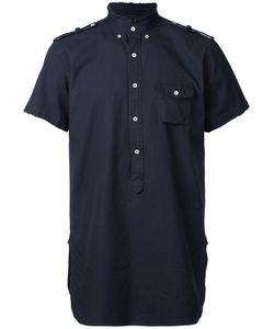 Wooster + Lardini | Short Sleeve Military Shirt