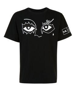 Haculla   Eye Print T-Shirt L