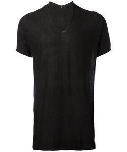 Label Under Construction | Longline T-Shirt Size 50