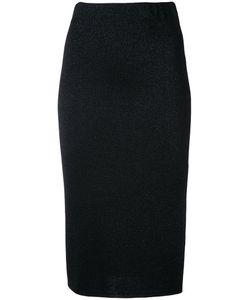 Laneus | Classic Pencil Skirt Women 42