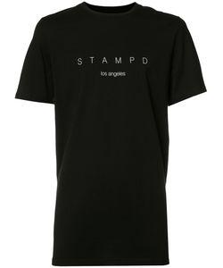 Stampd | Logo Print T-Shirt Medium Cotton