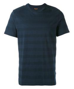 Barbour   Textured Stripe T-Shirt M