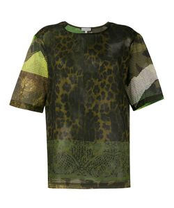 Pierre-Louis Mascia | Animal Print T-Shirt