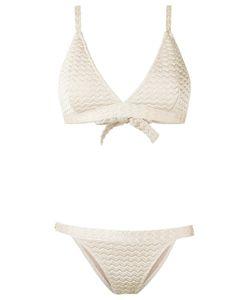 Gig | Knit Bikini Set Pp Lurex/Polyamide