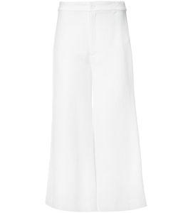 Rodebjer | Cropped Trousers Medium Viscose/Cotton/Spandex/Elastane