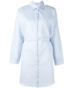 Nanushka | Striped Longline Shirt Xs