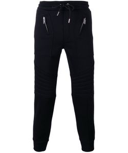 Les Hommes | Tape Track Trousers Small Cotton