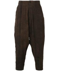 Uma Wang | Kamal Pants Medium Linen/Flax/Viscose/Cotton
