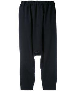 Comme Des Garçons Comme Des Garçons | Drop Crotch Trousers