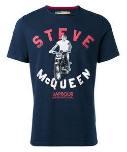 Barbour   Steve Mcqueen Motorbike T-Shirt