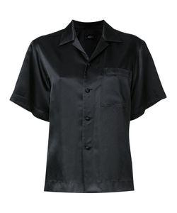 G.V.G.V. | Satin Shortsleeved Shirt 36 Rayon