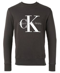 Calvin Klein Jeans | Logo Print Jumper Size Small