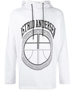 Astrid Andersen | Logo Print Hoodie