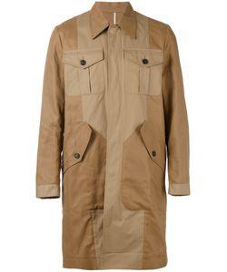 Dsquared2 | Utilitarian Contrast Coat Size 50