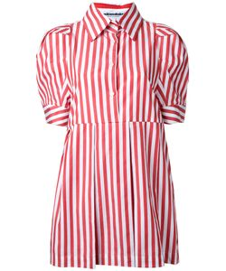 Mikio Sakabe | Candy Stripe Shirt Dress Size Medium