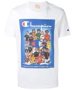 Champion | Logo Print T-Shirt Size Xl