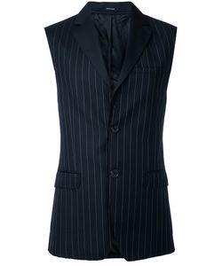Alexander McQueen | Pinstripe Waistcoat 48
