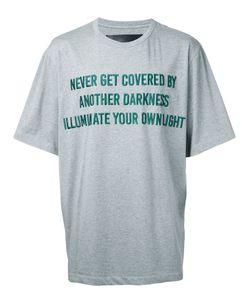 Juun.J   Back Print T-Shirt