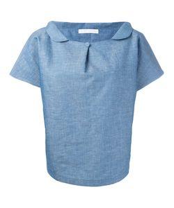Société Anonyme | Buttoned Wide Collar Shirt