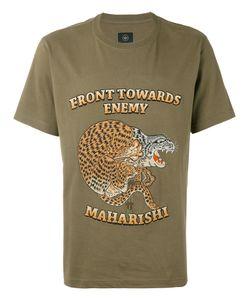 Maharishi | Crouching Tiger T-Shirt Xl