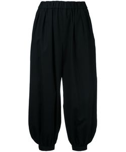Astraet | Ballon Cropped Trousers Women 0