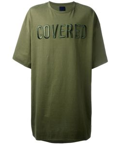 Juun.J   Front Patches Oversized T-Shirt Size Large