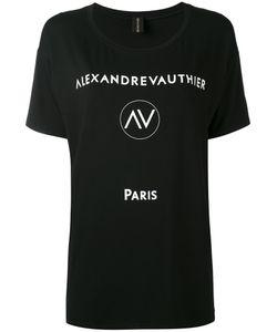 Alexandre Vauthier | Logo Print T-Shirt